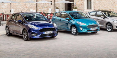 Der neue Ford Fiesta im Test