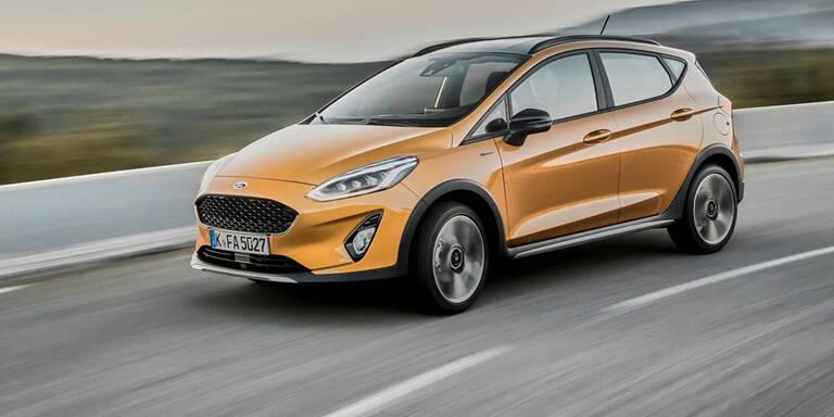 Jetzt startet der neue Ford Fiesta Active
