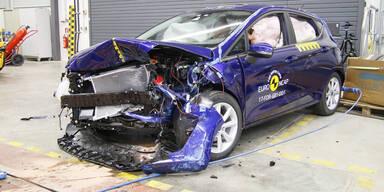 Grandland X, CX-5, Koleos und Co. im Crashtest