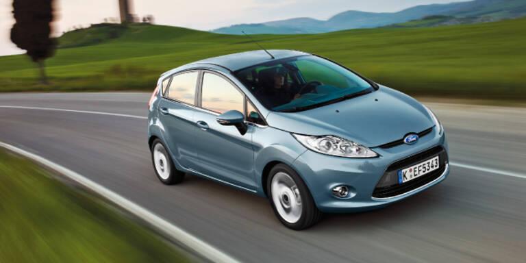 Ford präsentiert den neuen Fiesta