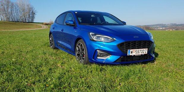Neuer Ford Focus 1,5 EcoBlue im Test