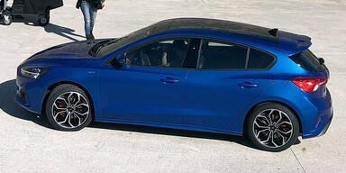 So kommt der völlig neue Ford Focus