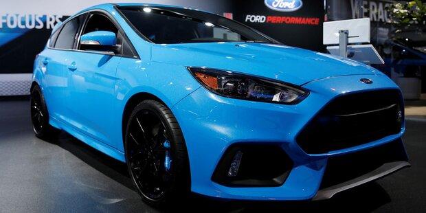 Ford verrät Infos vom nächsten Focus
