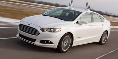 Ford setzt auf modernes Laser-Radar