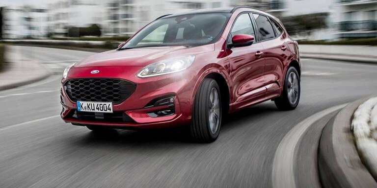 Ford bringt seinen Autos das Flüstern bei