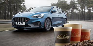 Ford baut Autoteile aus Kaffeebohnen