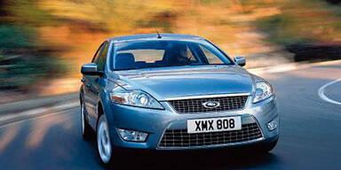 Fords Mittelklasse-Limousine im Test