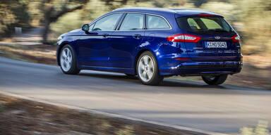 Ford bringt den Mondeo Kombi Hybrid