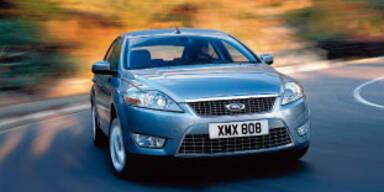Fords neue Mittelklasse-Limousine im Test