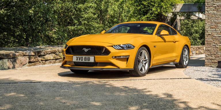 Jetzt startet der neue Ford Mustang