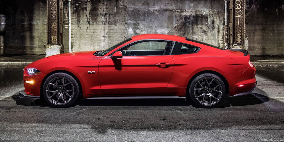 Ford Mustang Gt 2018 Bekommt Performance Pack Level 2