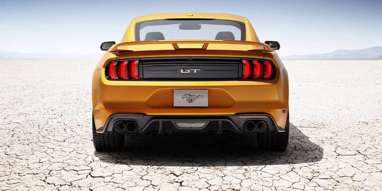 Neuer Mustang bekommt Spezial-Modus