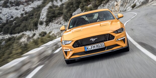 Mustang bleibt meistverkaufter Sportwagen