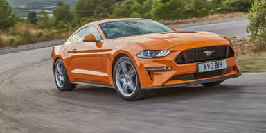"""Das ist der """"neue"""" Mustang für Europa"""
