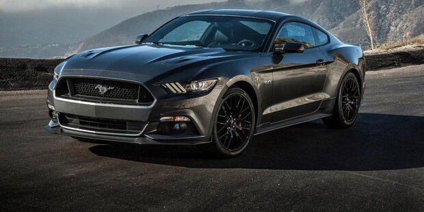 Ford bringt Mustang Hybrid und Super-E-Auto