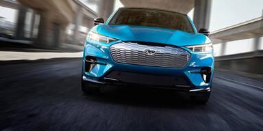 Das ist Fords elektrischer Mustang-Crossover