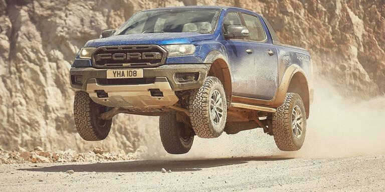 Ford bringt den Ranger Raptor für Europa