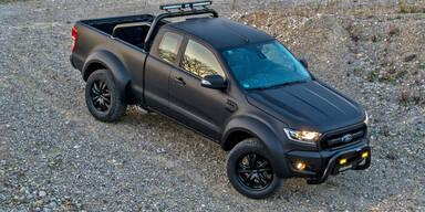 Ford Ranger wird zum Hardcore-Pick-up
