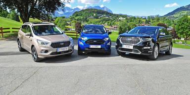 Ford mit neuem SUV-Verkaufsrekord