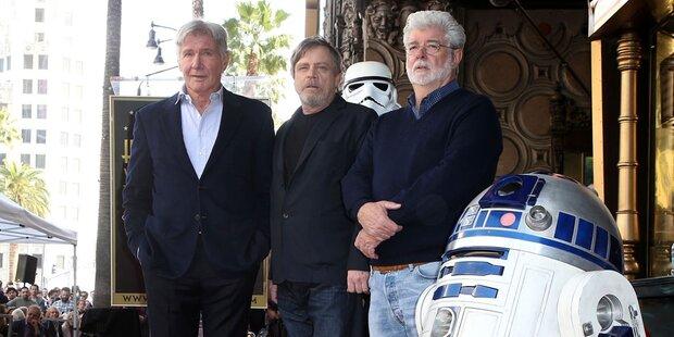 Ford: Neuer 'Star Wars'-Ableger ist ...