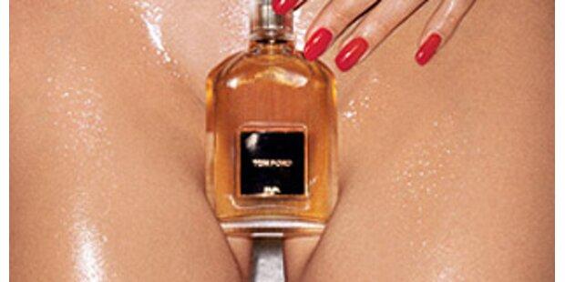 So wirbt Tom Ford für neues Männerparfum