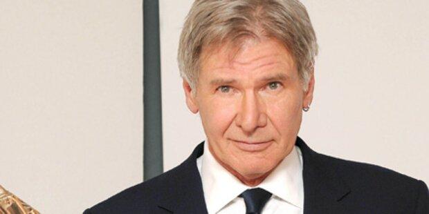 Harrison Ford fällt acht Wochen flach