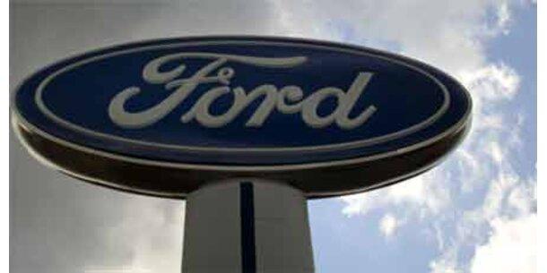 Absatzplus für Ford USA