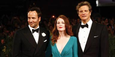 Julianne Moore schätzt Tom Ford als Regisseur