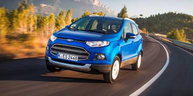Startschuss für den Ford EcoSport