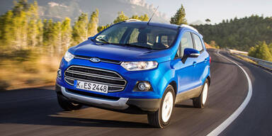 Ford wertet den EcoSport auf
