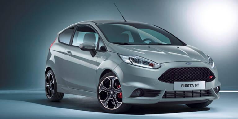 Ford bringt 215 PS starken Fiesta