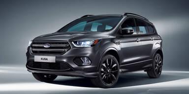 Großes Facelift für den Ford Kuga
