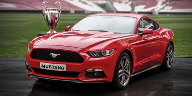 Neuer Ford Mustang kurze Zeit vorbestellbar