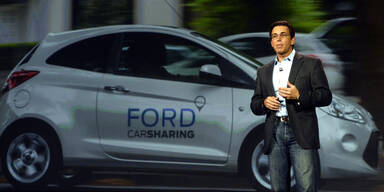 Ford testet neue Mobilitäts-Konzepte