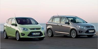 Der neue Ford C-Max und Grand C-Max