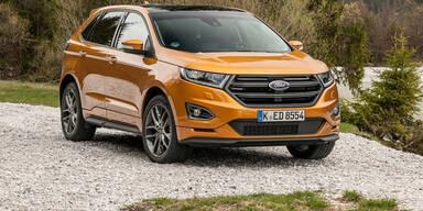 Der neue Ford Edge im Fahrbericht