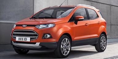 So kommt der Ford EcoSport zu uns