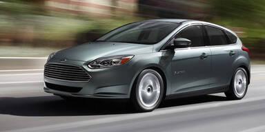 Ford bringt neuen Focus Electric