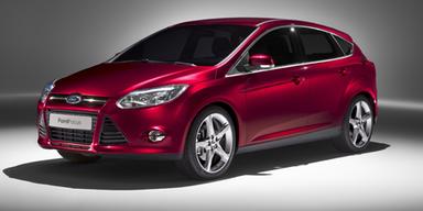 Ford präsentiert den neuen Focus