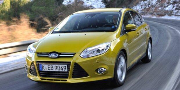 Fahrbericht vom Ford Focus 1.0 Ecoboost