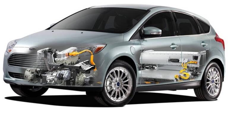 Auch Ford legt E-Auto Patente offen