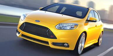 Neuer Ford Focus ST auch als Turbodiesel