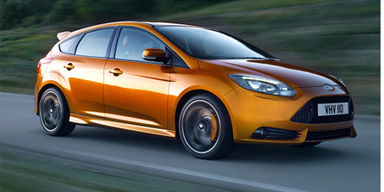 Mehr Power für den neuen Ford Focus ST