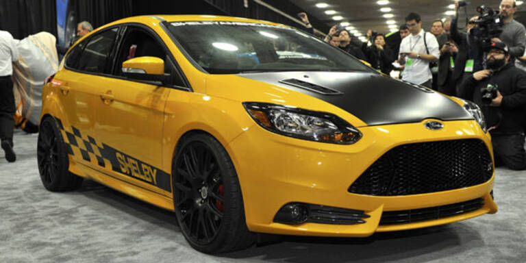 Ford Shelby Focus ST in Detroit 2013