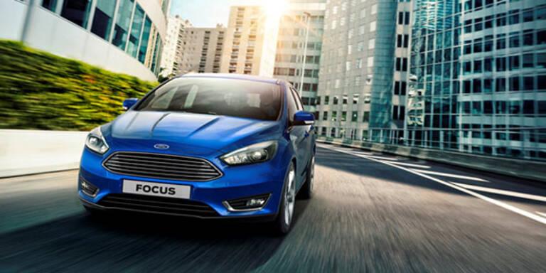 """Ford verrät Preise des """"neuen"""" Focus"""