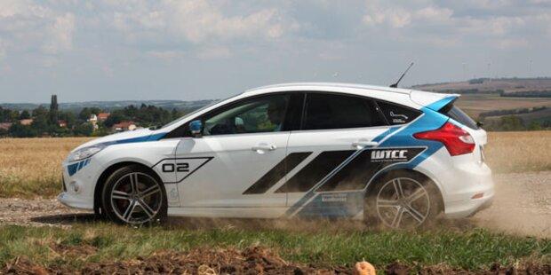 Sondermodell Ford Focus WTCC im Test