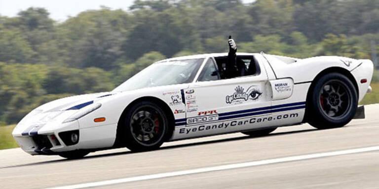 Ford GT stellt 455,72 km/h-Rekord auf