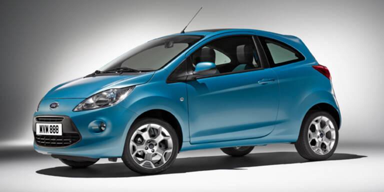 Ford bringt neuen Ka - Bond-geprüft