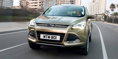 Der neue Ford Kuga II im Test