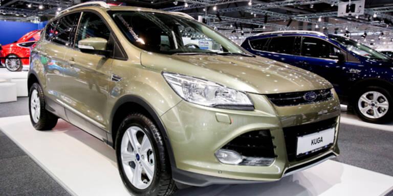 Ford treibt Entwicklung sparsamer Autos voran